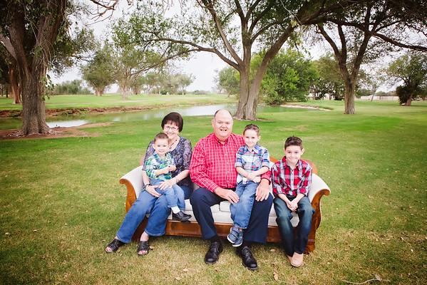 Ellison  Extended Family Session