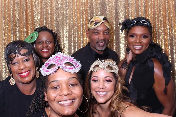 2019.12.28 Kerwin's 45th Birthday Masquerade