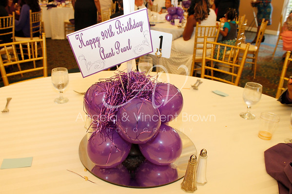Aunt Pearl's 90th Birthday Celebration