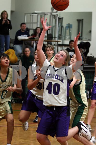 Varsity 8th Grade Girls Basketball