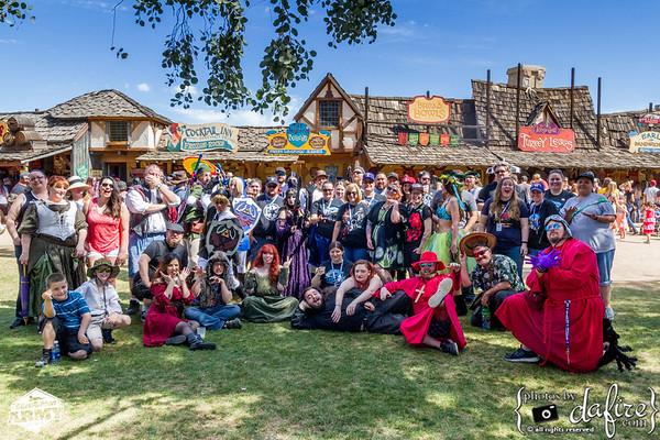 03/11/2017 - BRA invades the Ren Fair