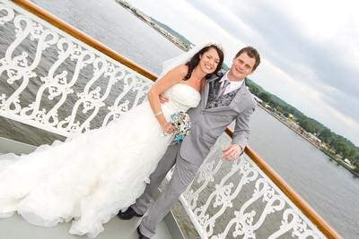 Blair And Curt Wedding