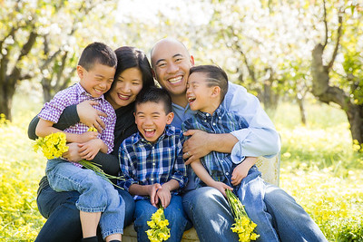 Chen Family Spring 2016 Mini-Session