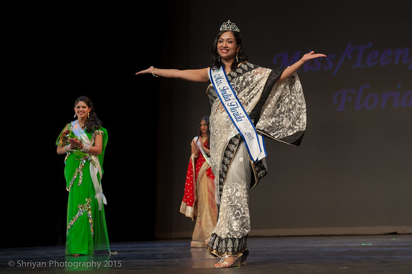 Miss - Mrs - Teen India Pageant 2015
