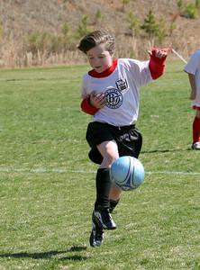 YMCA U-10 Boys Game 3-17-07
