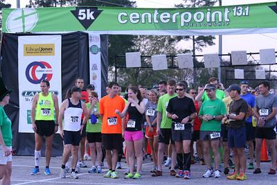 Start Half Marathon/5K - BeLinda Cooley