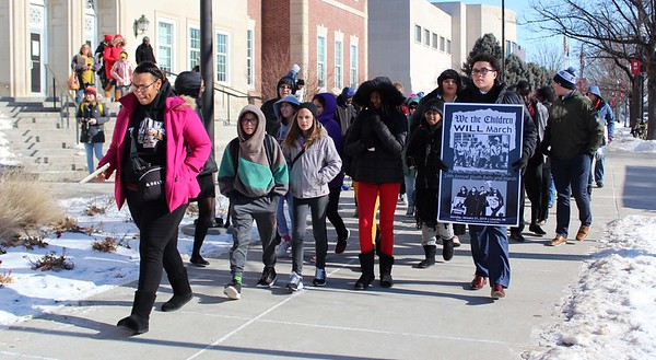 2020 MLK Youth Rally and March