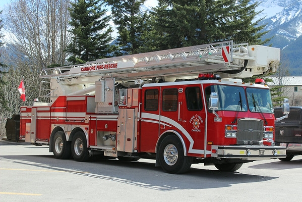 Canmore Fire-Rescue