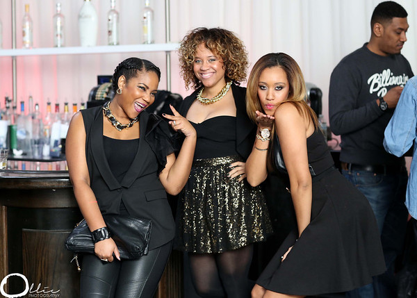 2014 Posh Day Party @ Dolphin Lounge
