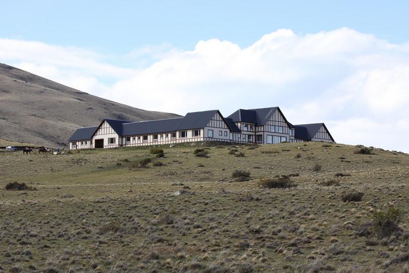 El Calafate-Eolo Hotel