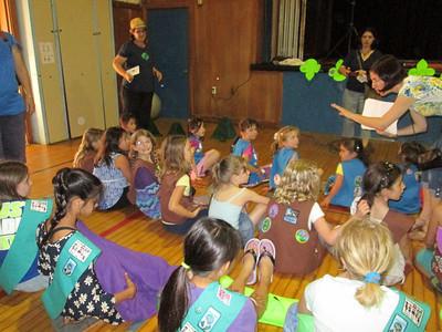 2014 Girl Scout Graduation
