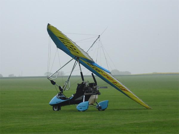 G-BZXM Blade912