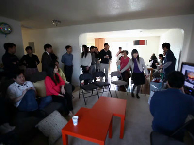 Mike Sylvia house worship 01-26-2014