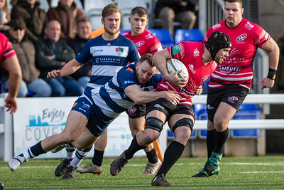 Coventry Rugby vs Cornish Pirates 1st Feb 2020