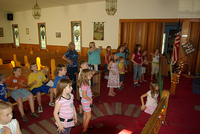 Mt View VBS 2009