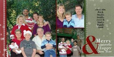 Jim Skinner family