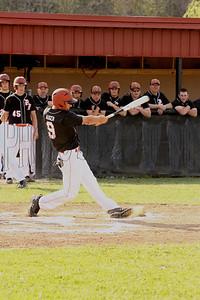 West Baseball vs Waverly