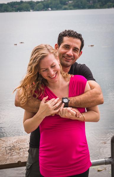 Diane & Habib Maternity