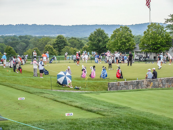 2017 Us Womens Open, Trump National, Bedminster, NJ