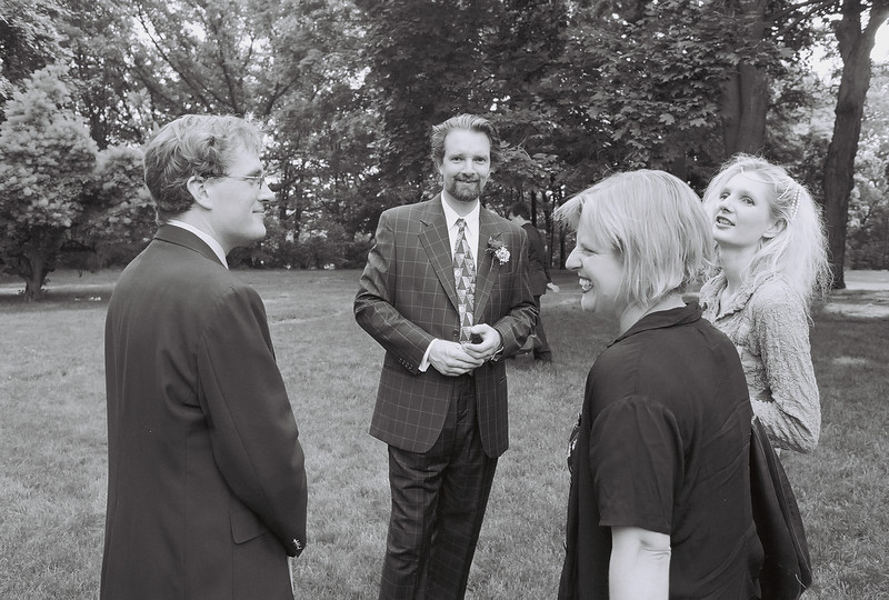 Andy, Ian, Jenny and Sarah