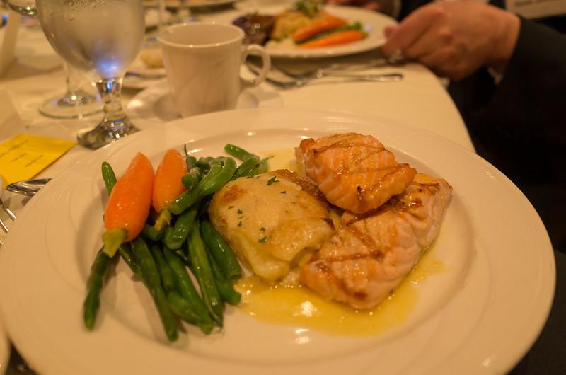Burt Baker John Muir Foundation Dinner