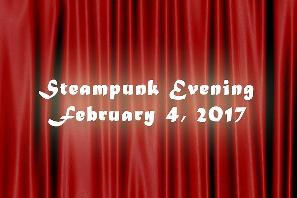 Steampunk Photo Booth 2.4.17