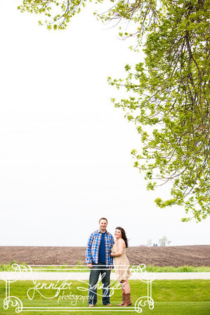 Whitey and Meghan Engagement Highlights
