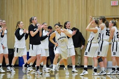 Bowdoin vs Bates - Womens Basketball