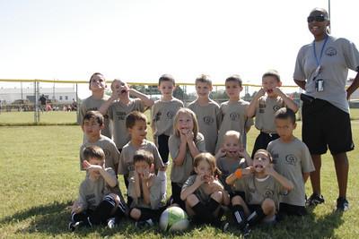 Xavier Soccer Fall 2010