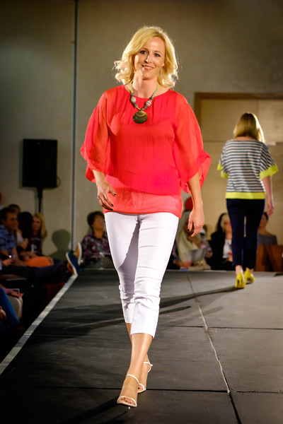 Island Games 2015 Fashion Show