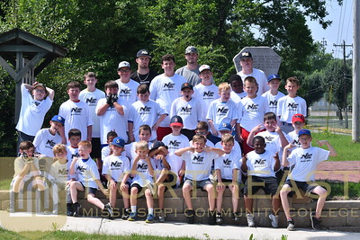 2018-05-31 BB Baseball Camp Group Photo