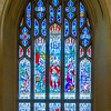 Gallery - Peter Bryce Memorial window - Conversion of Paul
