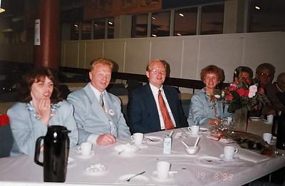 NM-trupp á Íslandi 1993