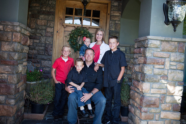 Miranda Jones family