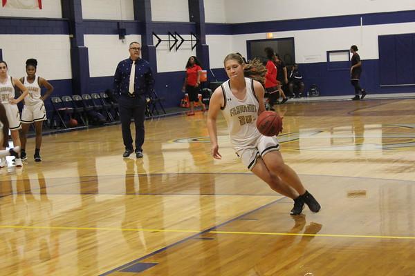 Varsity Girls Basketball