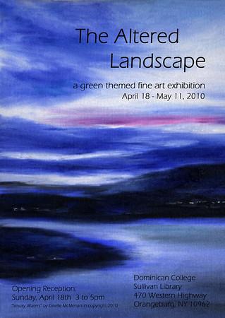 Altered landscapes - fine art show