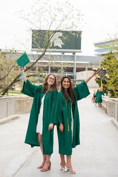 MSU Graduation 2021