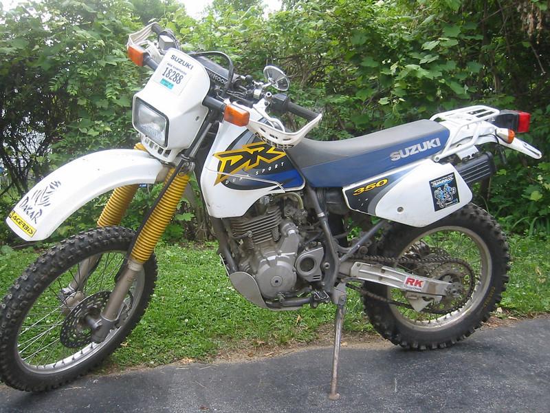 1999 Suzuki DR350