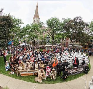 Star Wars Day, Joliet Public Library 2016