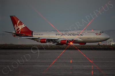 Artistic Twilight and Night Action Airliner Pictures