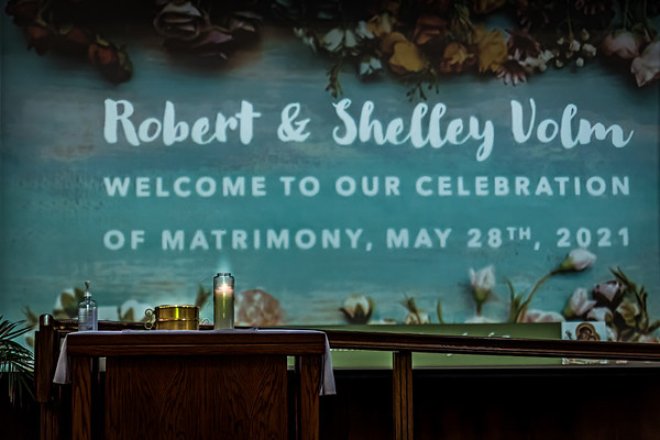 Robert and Shelley - The Wedding