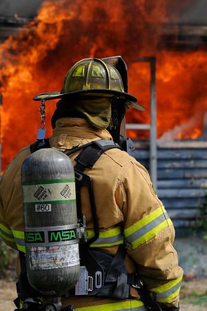 Axtell VFD Control burn