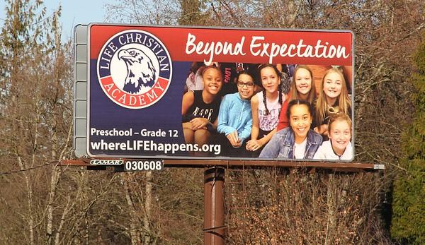 LCA Billboards