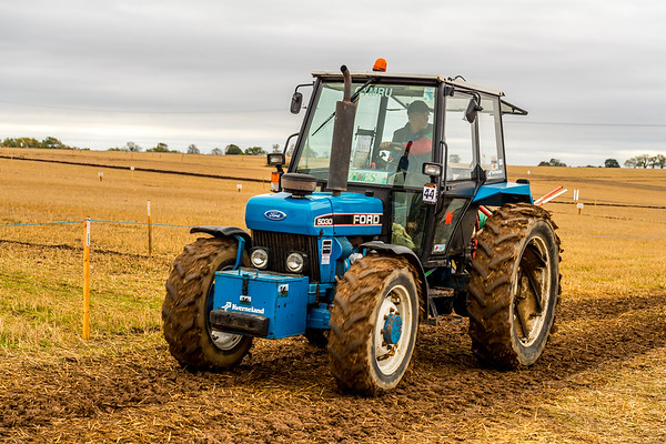 British National Ploughing Championship 13.10.2018