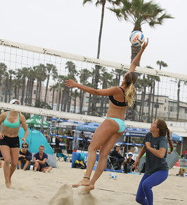 California Beach Volleyball
