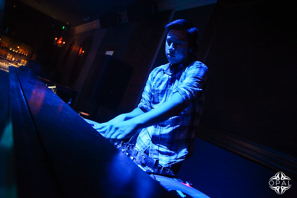 11/29 [DJ CRANK LIVE @OPAL]