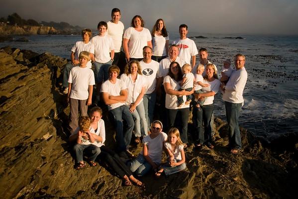 Family Portraits - Sea Ranch 2008