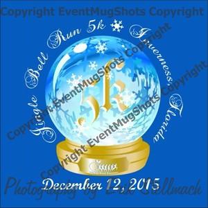 2015.12.12 Jingle Bell 5K Run & 1 Mile Walk