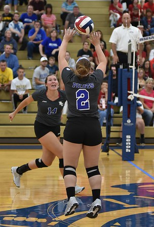 Bethel College Volleyball - 2017 vs IUSB