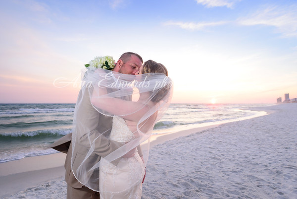 Mr. and Mrs. Lamb  |  Panama City Beach
